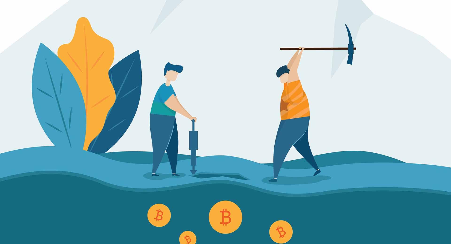 bitcoin louhinta