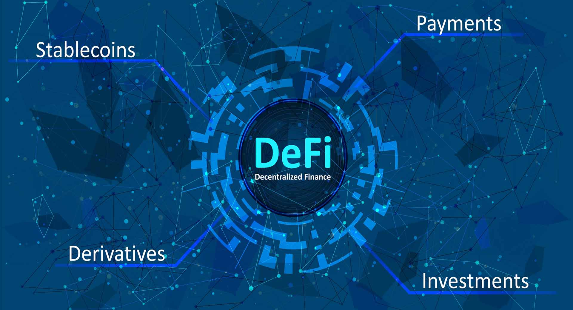 what is decentralized finance