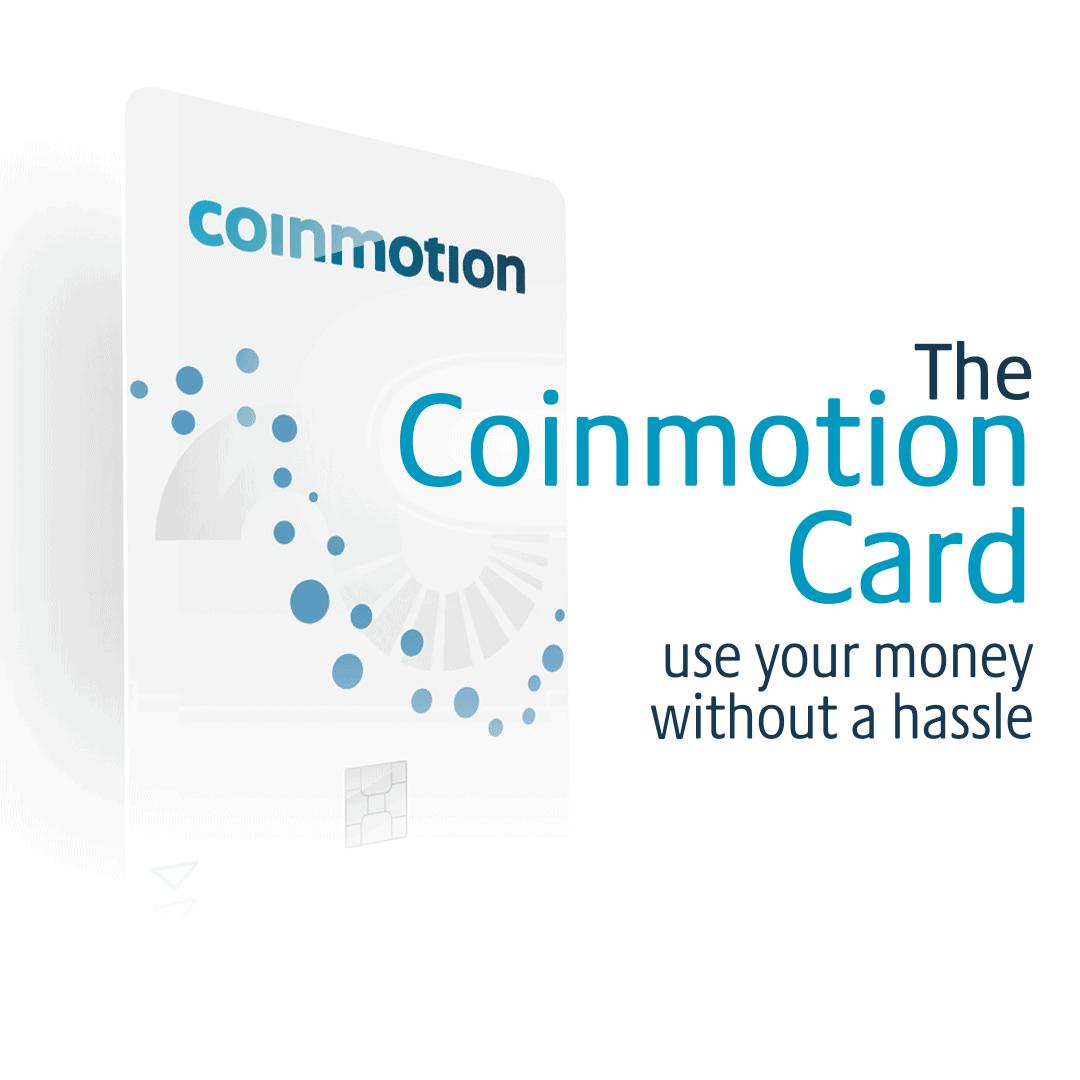 coinmotion card